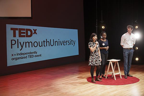 Share inspirational ideas at University's TEDx talks