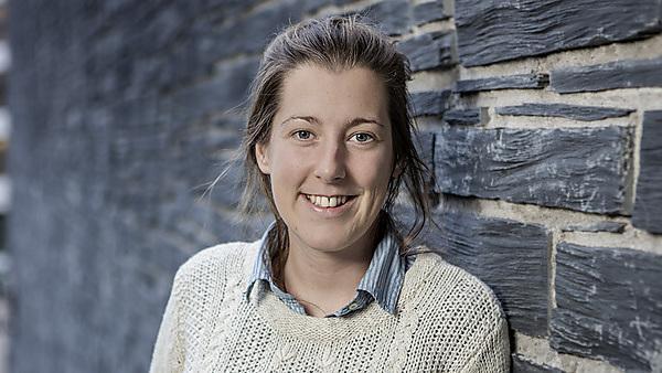 Victoria Sleight – BSc (Hons) Marine Biology graduate