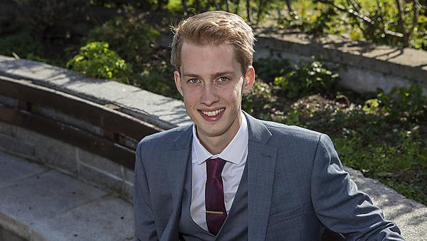 Sam Harrison – BA (Hons) Music graduate