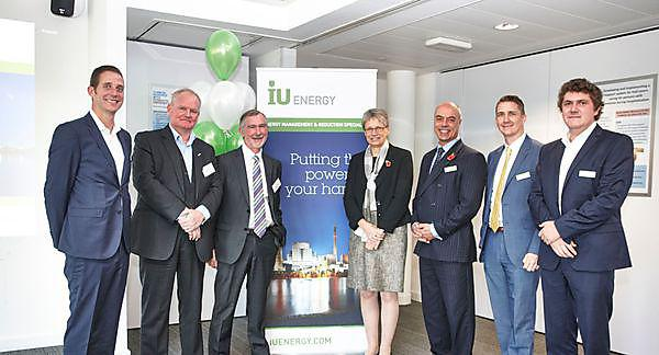 Energy companies celebrate merger at the University