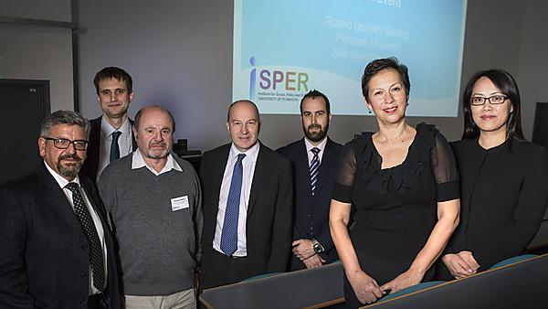 The launch of iSPER
