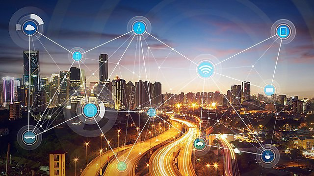 <p>Smart city and wireless communication network, abstract image visual, internet of things.</p><p>Shutterstock image.<br></p>