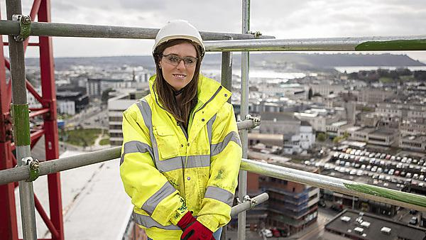 Chloe Dean – BSc (Hons) Civil Engineering graduate