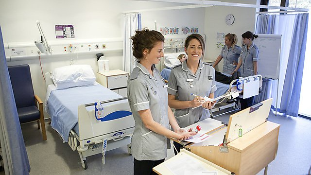 <p>BSc (Hons) Nursing (Adult) - clinical skills lab<br></p>