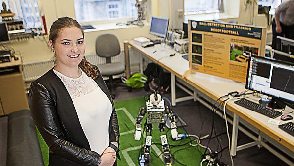 Jane Sheard – MEng (Hons) Robotics graduate