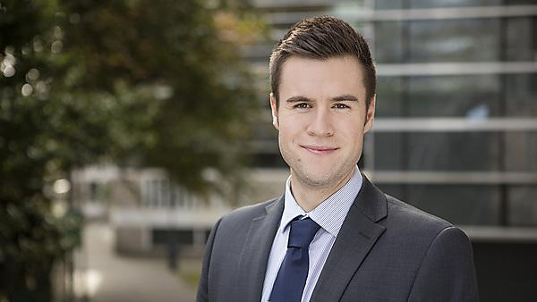 Ben Waters – BA (Hons) Accounting and Finance graduate