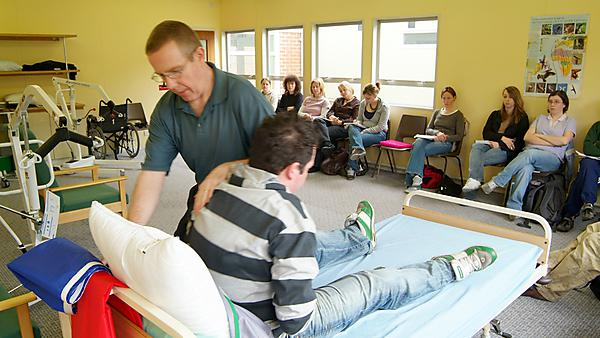 <p>Occupational therapy skills session</p>