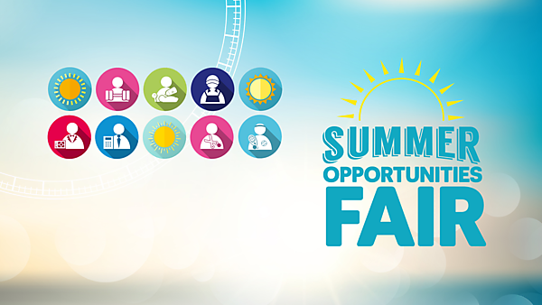 Summer Opportunities Fair 2018