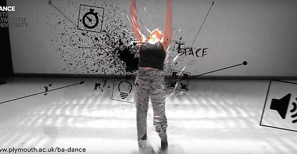 <p>Kaitlyn Howlett BA (Hons) Dance</p>