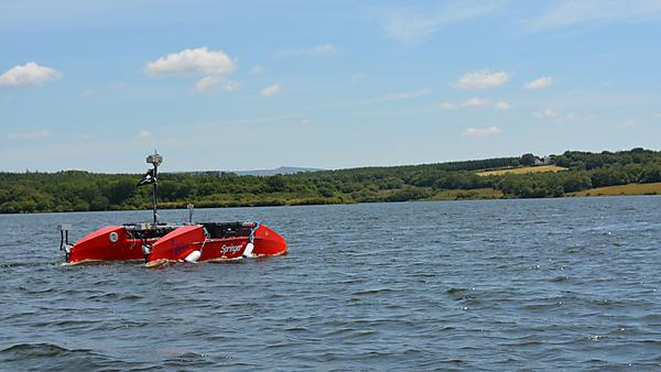 Springer 2 - unmanned surface vehicle