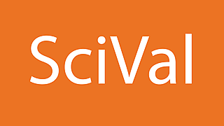 SciVal allows you to visualize your research performance, benchmark relative to peer institutions, develop strategic partnerships, identify and analyze new, emerging research trends, and create uniquely tailored reports.