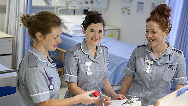 Registered Nurse Degree Apprenticeship
