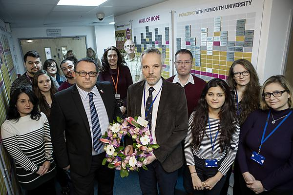 Minute's silence marks the start of Brain Tumour Awareness Month