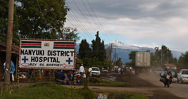 <p>Nanyuki district hospital for global health collaborative web pages - needs credit</p>