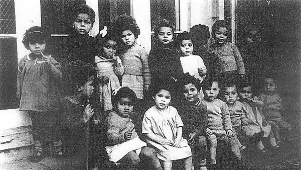 Talk: Britain's 'Brown Babies': The Children of Black GIs and White Women Born in World War II