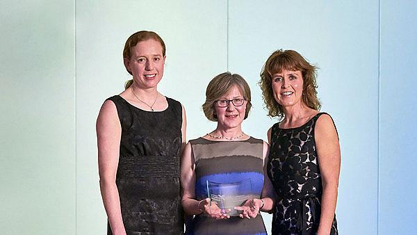 National award win for Plymouth Parkinson's Service