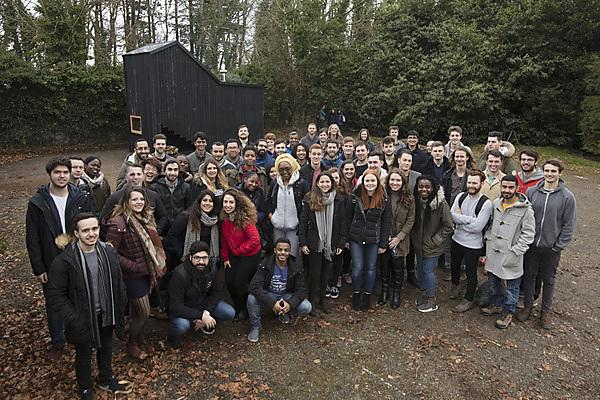 <p>Students from the BA (Hons) Architecture and BA (Hons) Architecture