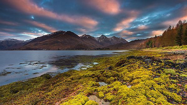 <p>Five Sisters, Scotland</p>