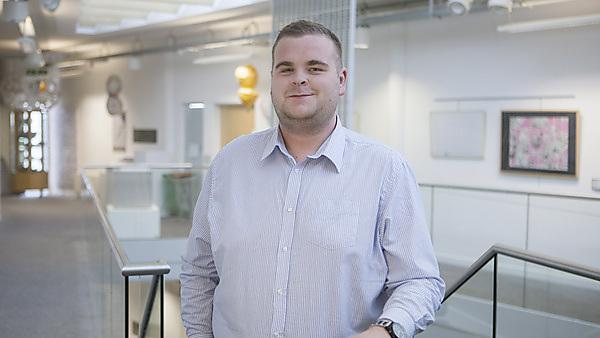 Joshua Burt – BA (Hons) Business Studies graduate