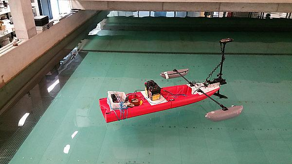 <p>Kayak - autonomous marine systems</p>