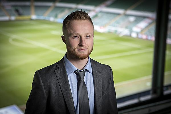 <p>Daniel Arey at Plymouth Argyle Football Club PAFC after completing data analysis for the Liverpool vs Argyle Game</p>