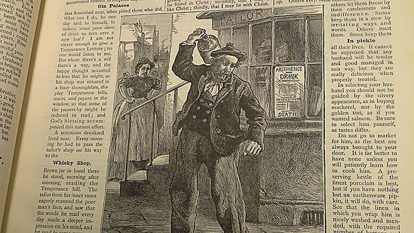 'A Year's Crime at Devonport: Drunkenness on the Increase'