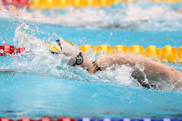 Commonwealth Games beckons for University swimmers