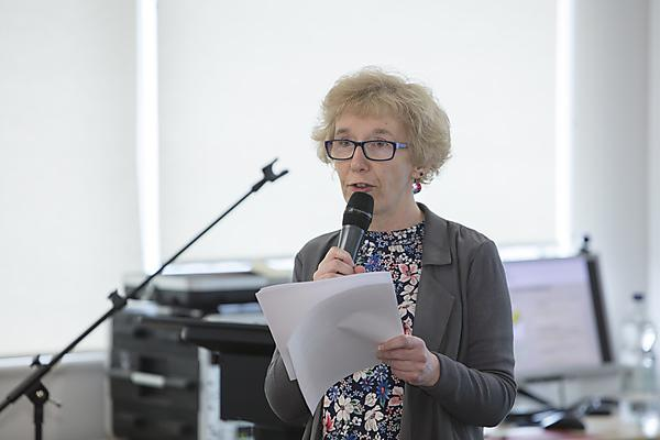 <p>  Carol Taylor, Co-editor of Posthuman Research Practices in Education  <br></p>