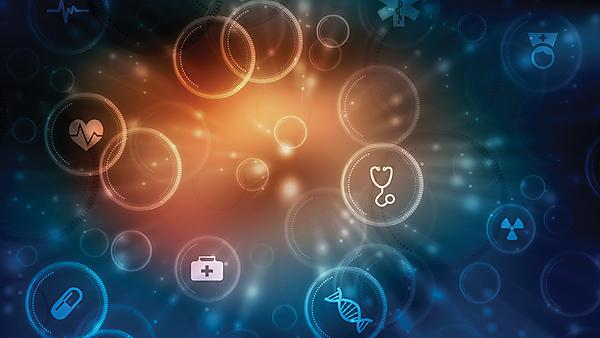 <p>Abstract medical background by jijomathaidesigners, courtesy of Shutterstock<br></p>