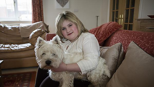 Teenage patient's plea to help fund research for brain tumours