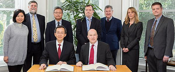 University strengthens ties with HKU SPACE
