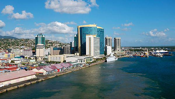 <p>Port of Spain in Trinidad and Tobago, courtesy of Getty Images<br></p>