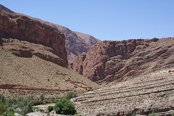 <p>Academics at the University have previously conducted a range of studies in the high Atlas mountains of Morocco</p>