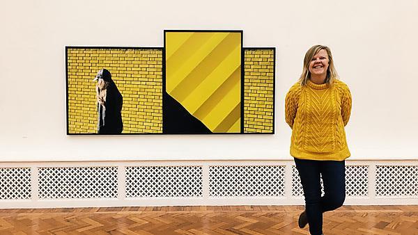 Zoe Watson – BA (Hons) Fine Art and Art History graduate