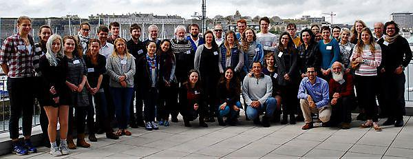 International fisheries science working group opens its doors to Plymouth students