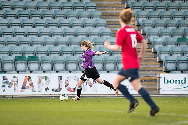 <p>  Ladies football varsity 2017  <br></p>