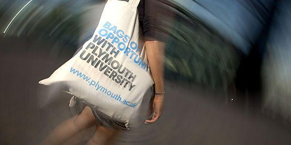 Bags of opportunity with the University of Plymouth