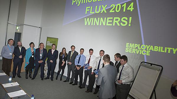 Flux 2014 winners