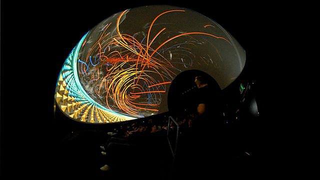 Immersive Dome