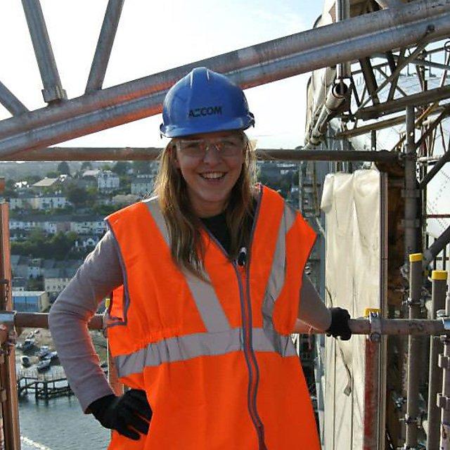 Harriette Scowen, work placement case study