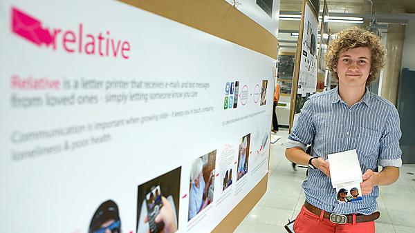 3D design graduate profile - Joseph Coleman