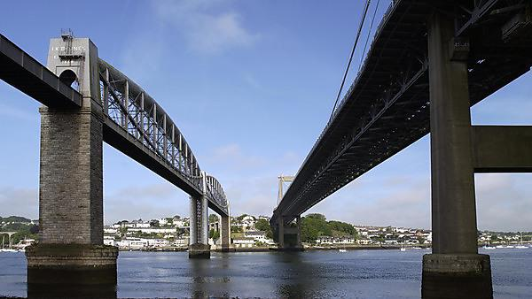 Lecture: Plymouth Bridges - Road and Rail Network history
