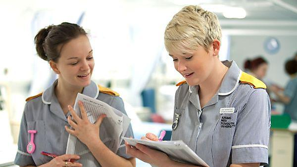 BSc (Hons) Nursing (Adult) - sponsored students/direct entry year 2