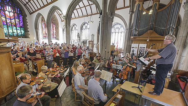 Mozart concert in aid of Brain Tumour Research