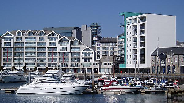 Plymouth. Image for Planning induction page.