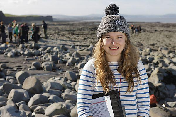 Tackling gender barriers with Girls into Geosciences