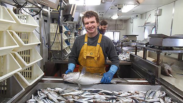 Tom Gibson – BSc (Hons) Marine Biology graduate