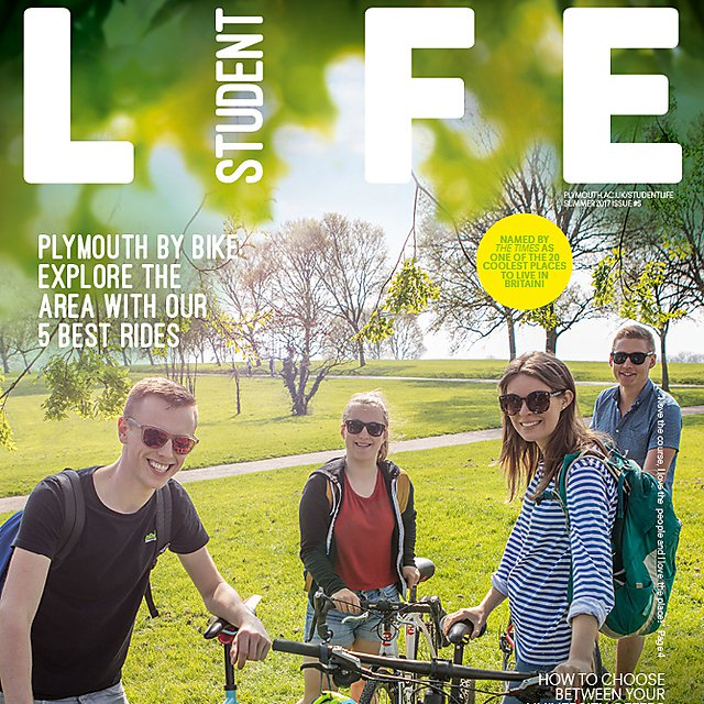 <p>Student Life magazine issue 6<br></p>