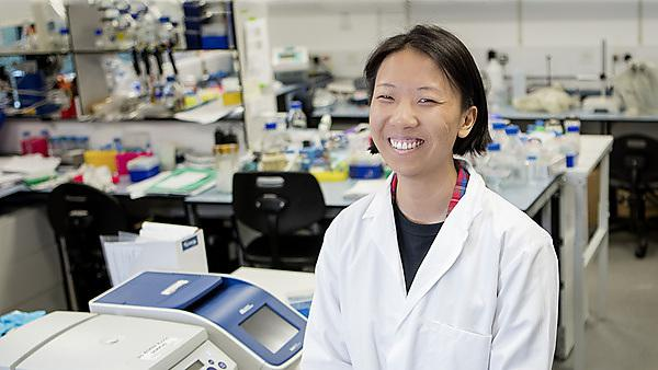 First Chinese student in Plymouth as part of dental research and teaching partnership