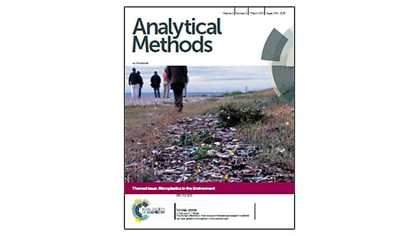 <p>Analytical Methods cover</p>